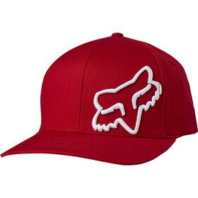 Fox Flex 45 Flexfit Cap Jugend rot